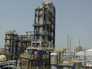 Acetic Acid Unit at the Formosa BP Chemicals JV